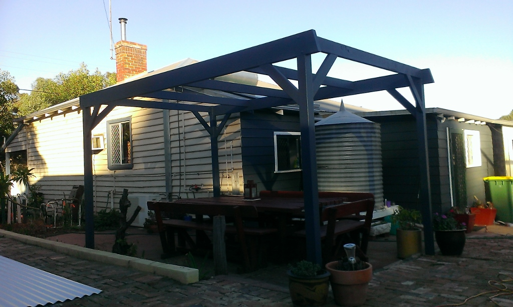 Flat Roof Patio Top Notch Pergolas Amp Gazebos