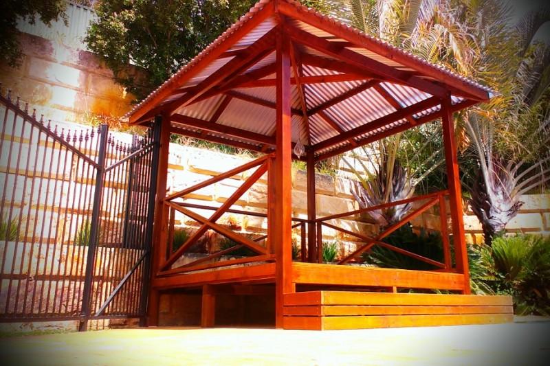 Top Notch Pergolas Amp Gazebos Perth Outdoor Woodwork