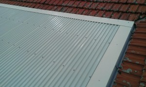 roof flashings