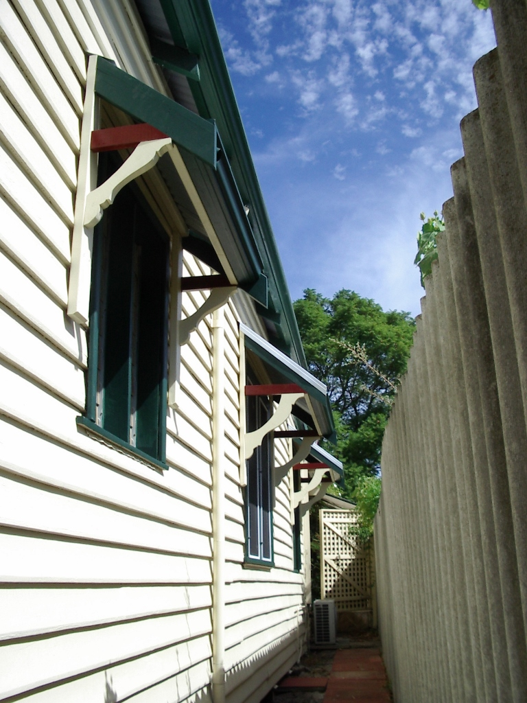 Timber Awnings